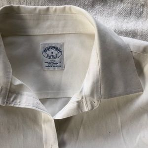 Brooks Brothers women's non-iron fitted shirt